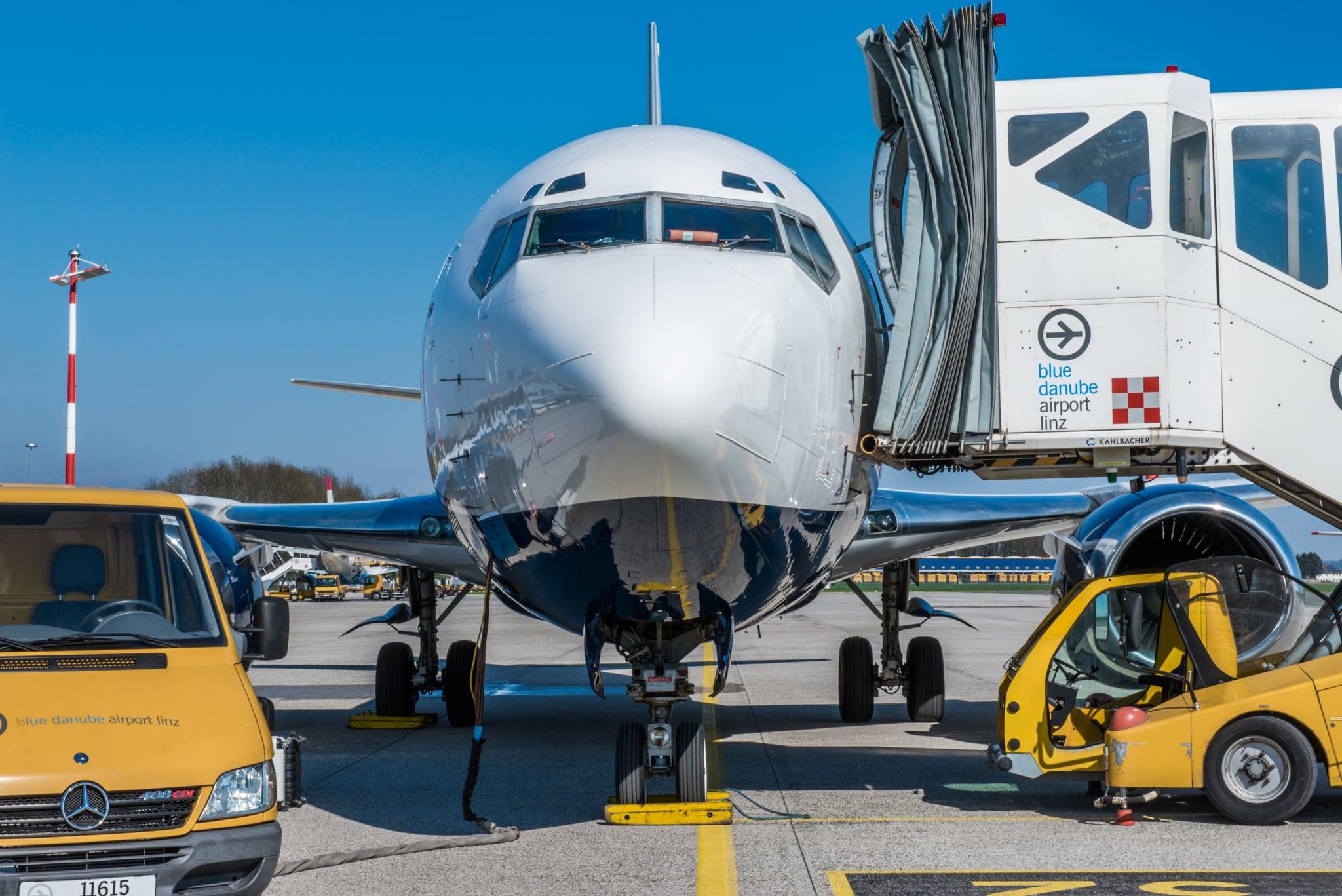 Boeing 737-500 VIP