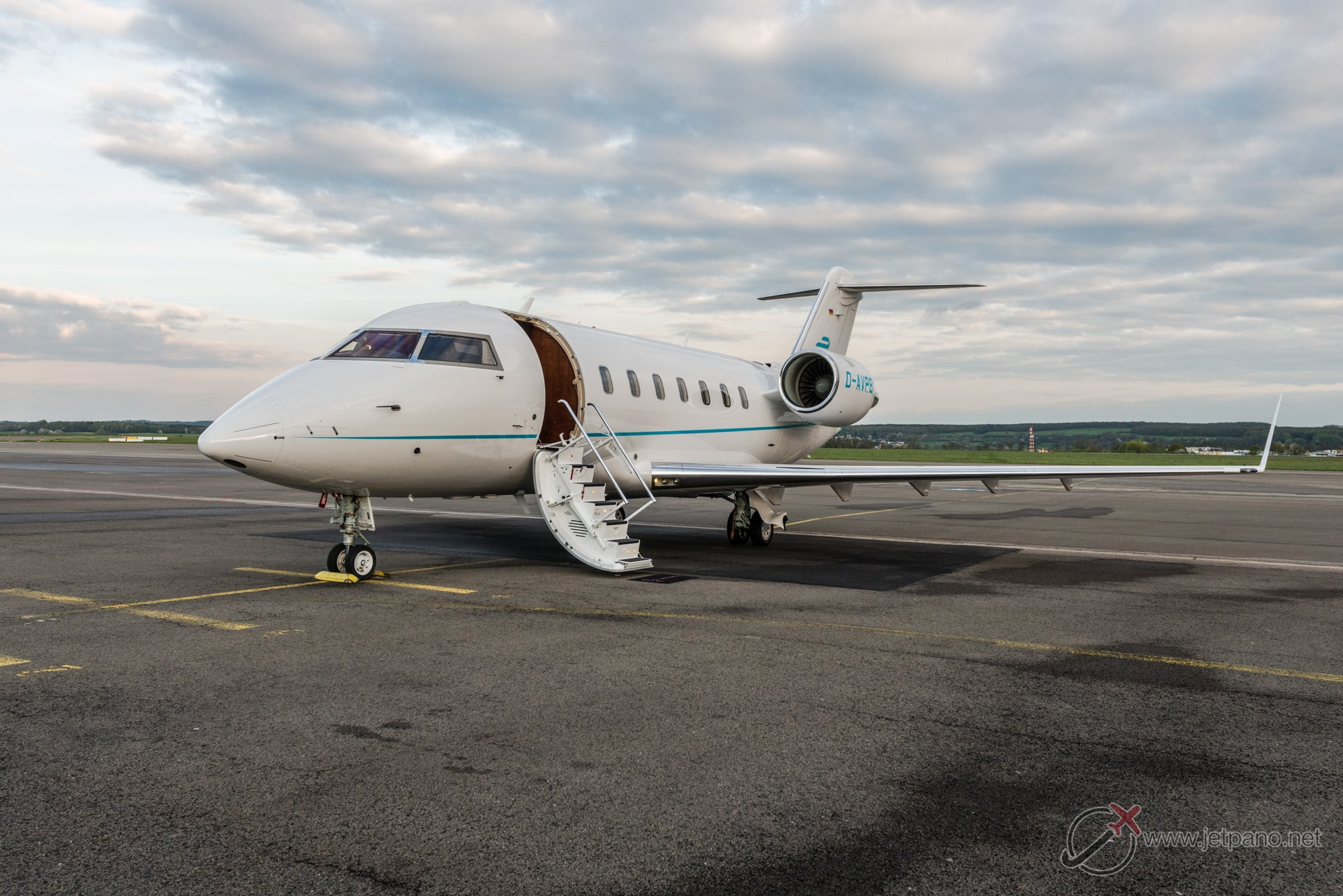 Bombardier CL604/605