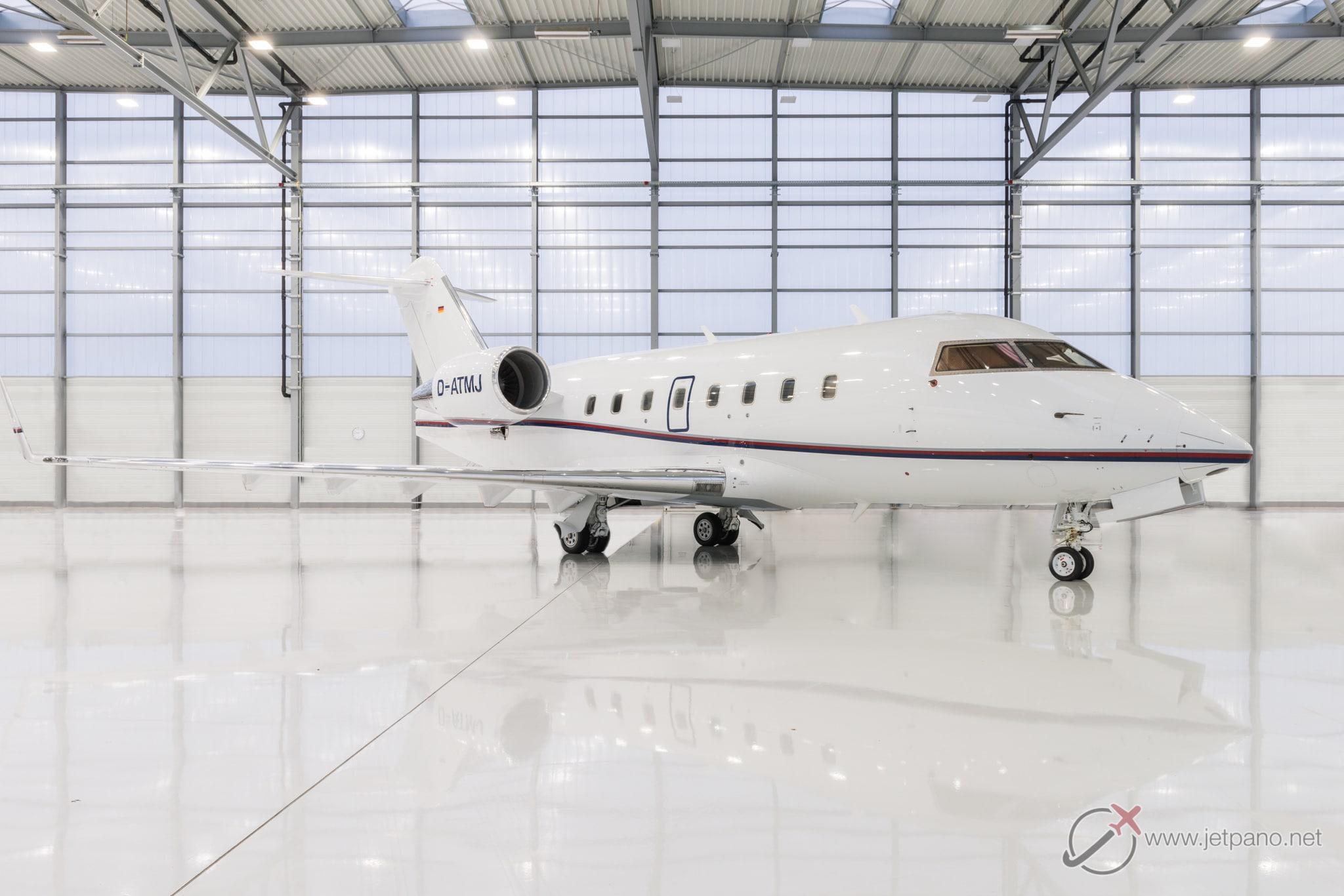 Bombardier CL650